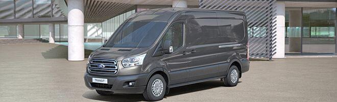 Der neue Ford Transit