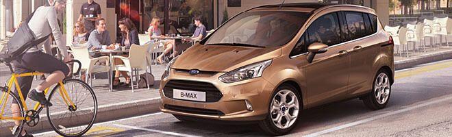 Der Ford B-MAX