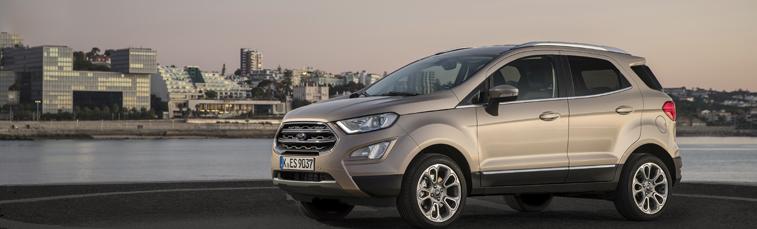 Der Ford EcoSport